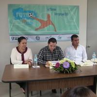 Firma de convenio con el Instituto Municipal de la Juventud