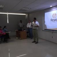 Platica de la empresa FEYCO a alumnos de Desarrollo de Negocios