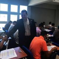 """Recibe UTLP 278 aspirantes en examen """"CENEVAL EXANI II"""""""
