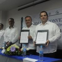 Convenio con la Secretaría del Trabajo y Previsión Social