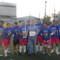 Se llevó a cabo la final del torneo interno de la UTLP